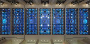 Art Deco Ceiling of the Startlight Room